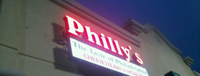 Philly's Cheesesteaks is one of Must-visit Food in Pensacola.