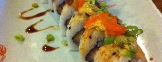 Taste Sushi bar & Asian Cuisine is one of Gainesville Restaurants.