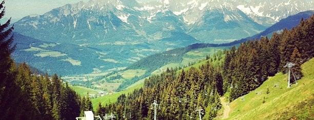 Mountainbiken im Brixental
