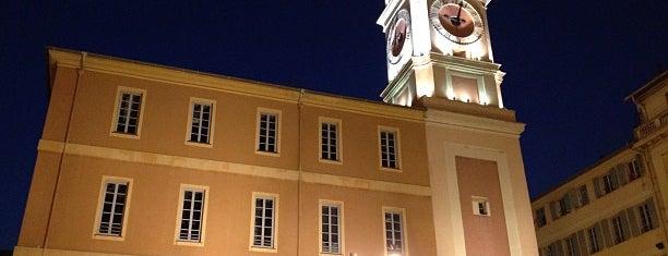 Place du Palais de Justice is one of Ницца.