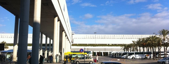 Palma de Mallorca Airport (PMI) is one of Airports in SPAIN.