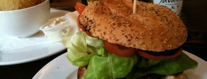 Gourmet Burger Kitchen is one of Dublin Dining.