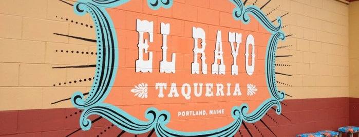 El Rayo Taqueria is one of Happy hour(s).