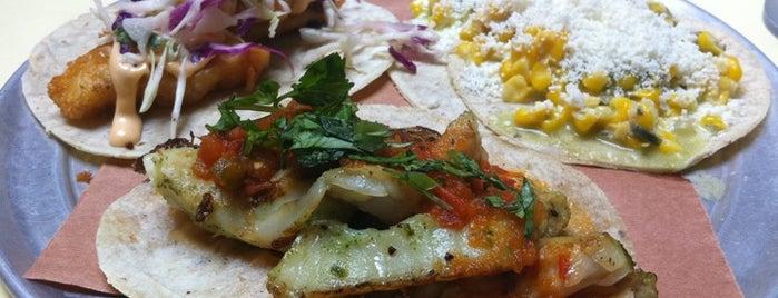 Tacombi at Fonda Nolita is one of Favorite Soho Lunch Spots.