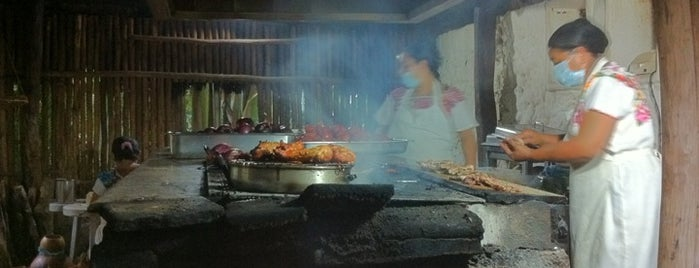 Restaurante Kinich is one of CrystttalitoFest.