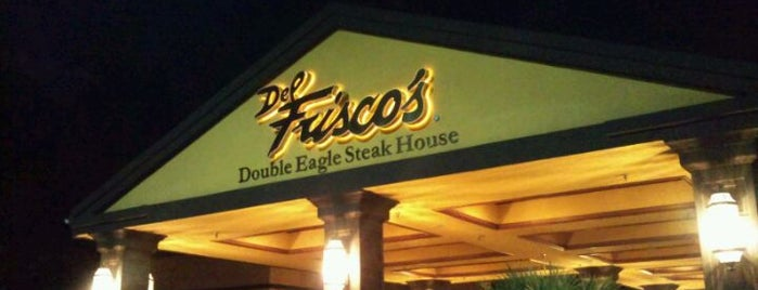 Del Frisco's Double Eagle Steak House is one of USA Trip 2013 - The Desert.