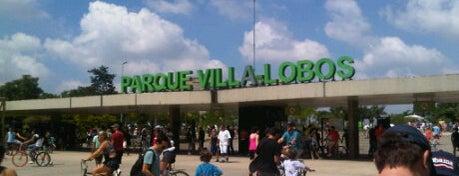 Parque Villa-Lobos is one of 100+ Programas Imperdíveis em São Paulo.