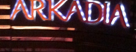 ARKADIA is one of Best Clubs.