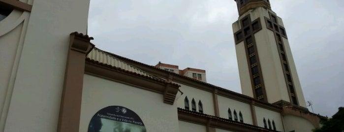 Catedral Metropolitana de Goiânia is one of Pontos Turisticos Essenciais Goiania.