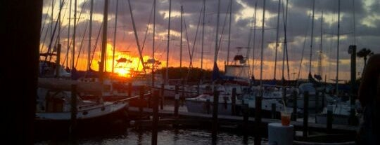 Boondocks Restaurant is one of Must-see seafood places in Ponce Inlet, FL.