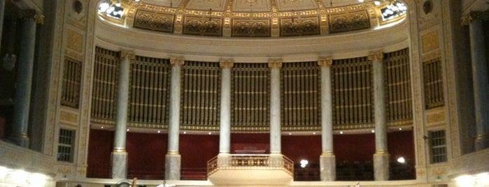 Wiener Konzerthaus is one of Wien.
