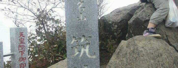 Mt. Tsukuba is one of りんりんロードポタ♪.
