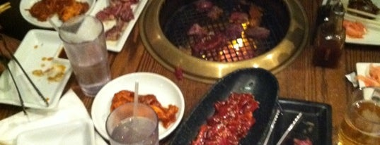 Gyu-Kaku Japanese BBQ is one of All-time favorites in United States.