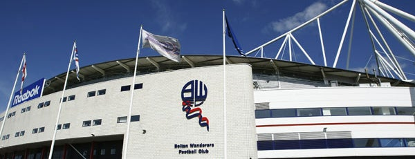 Macron Stadium is one of Sky Bet Championship Stadiums 2015/16.