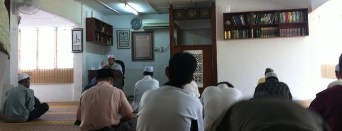 Surau As Salam is one of Baitullah : Masjid & Surau.
