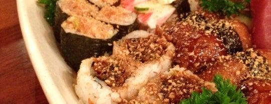 Deusimar Sushi is one of RIO - Quero ir.