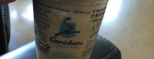 Caribou Coffee is one of Good Eats.