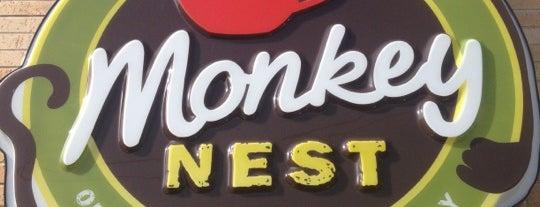 Monkey Nest Coffee is one of Vegan Breakfast Tacos.