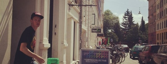 The Coffee Collective is one of Prosume Copenhagen.