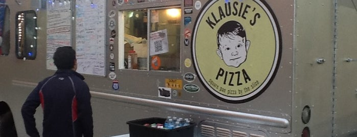 Klausie's Pizza Truck is one of North Carolina To-Do.