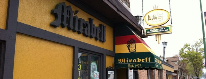 Mirabell Restaurant is one of German.