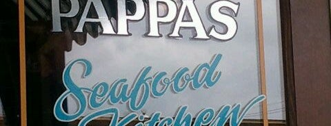 Pappas Seafood House is one of houston nothing.