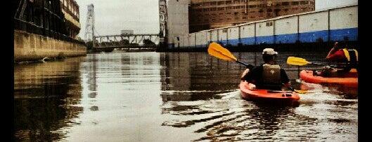 BFLO Harbor Kayak is one of The Best of Buffalo, NY.