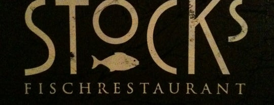 STOCKS's Fischrestaurant is one of Food places in Hamburg.