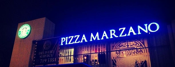 Pizza Marzano is one of Destination in Jakarta..