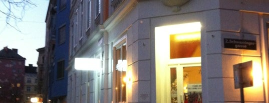 Pizzeria Mari is one of Vienna Calling.