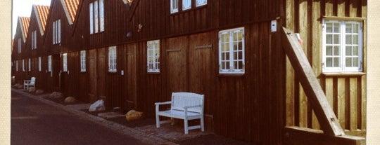 Det Kongelige Danske Kunstakademis Arkitektskole is one of Copenhagen.