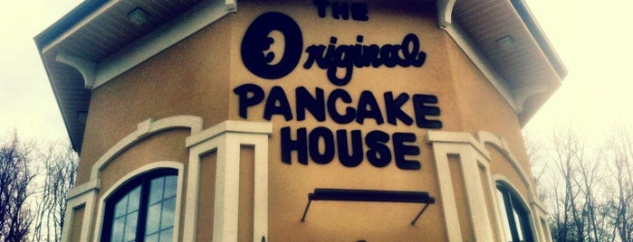 The Original Pancake House is one of Favorite place's.