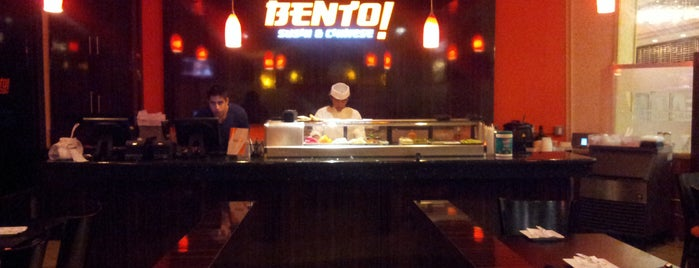 Bento Sushi is one of HUNGRY.