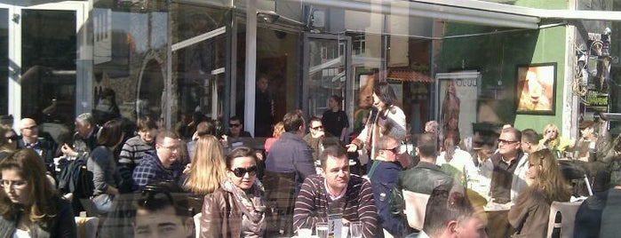 Il Caffè di Roma is one of Top picks for Cafés.