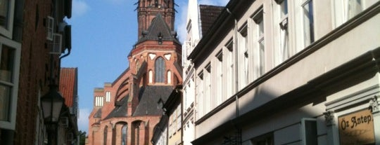 St. Nicolai is one of Mein Deutschland.