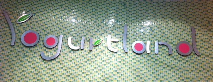 Yogurtland is one of Anaheim Hills & local places.