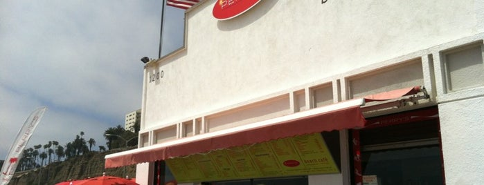Perry's Cafe is one of Los Angeles.