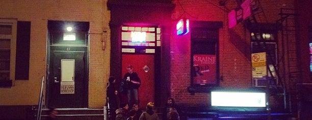 KGB Bar is one of Manhattan Haunts.