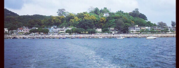 Peng Chau 坪洲 is one of wynlim's HK must-dos.
