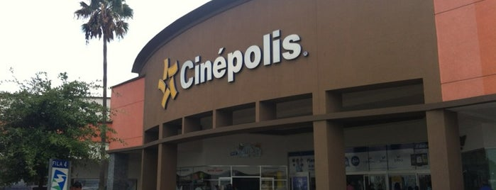 Cinépolis is one of Querétaro.