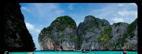 Maya Bay is one of Places in the world.