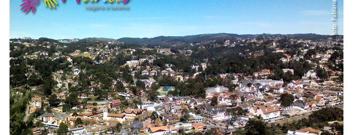 Morro do Elefante is one of Bem-vindos à Campos do Jordão | Welcome.