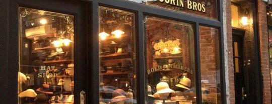 Goorin Bros. Hat Shop - West Village is one of New York.