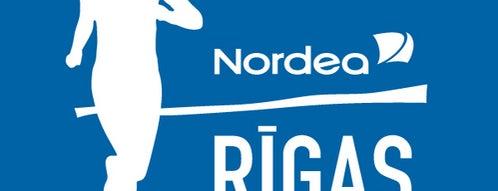 2014 Nordea Rīgas Maratons | FINIŠS is one of 2013 Nordea Riga Marathon | 19/05.