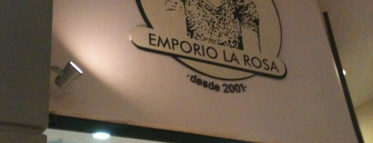 Emporio La Rosa is one of Pubs, Bares y Restaurantes.