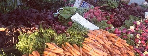 South Pasadena Farmers' Market is one of Farmer's Markets.