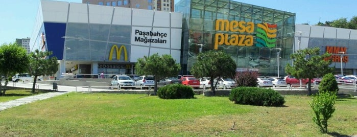Mesa Plaza is one of Ankara AVM'leri.