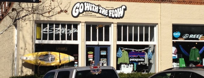 Go With the Flow is one of Visit Roswell, GA.