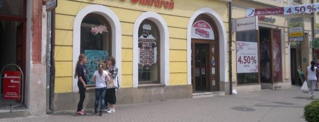 Bagetéria Krotuchem is one of Prešov - The Best Venues #4sqCities.