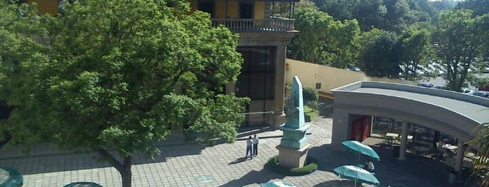 Tecnológico de Monterrey, Campus Ciudad de México is one of Universidades Ciudad de México.